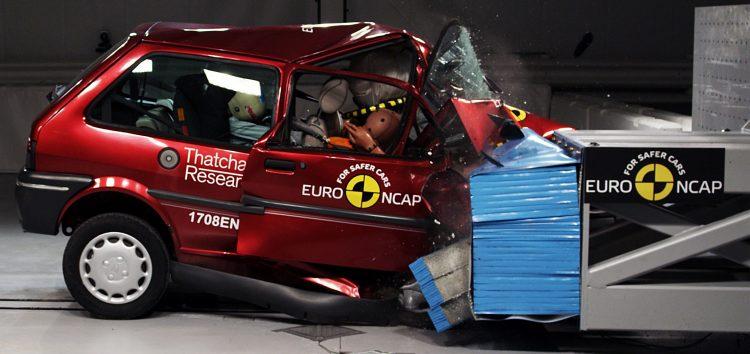 Краш-тести EuroNCAP: збережено 78 000 життів