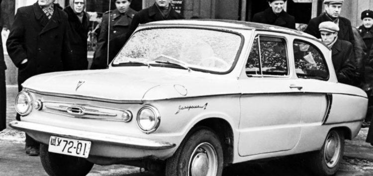 Маловідомі «Запорожці»: перші версії ЗАЗ 966