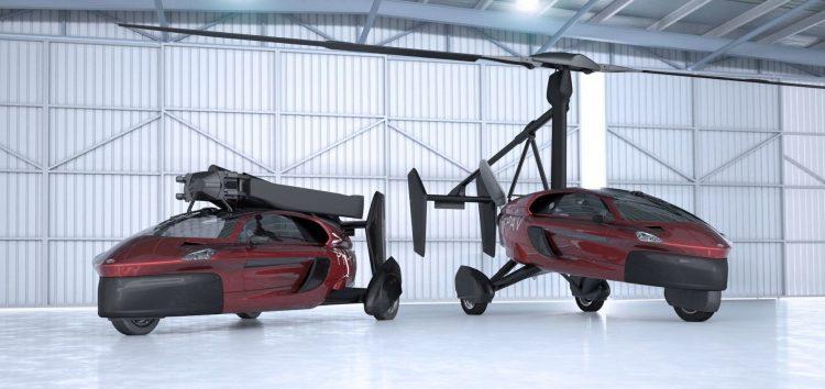 Літаючий автомобіль: вже у продажу