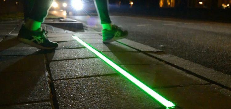 Світлофори в Нідерландах: тепер і на тротуарах