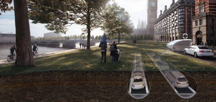 Чи підуть безпілотні автомобілі під землю?