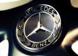 Перший автомобіль Mercedes-Benz