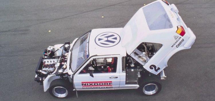 Двомоторні Volkswagen: майже переможець Pikes Peak