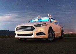 Ford запатентував кермо та педалі, що прибираються