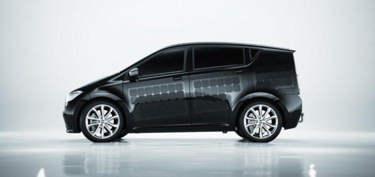 Німці створять електромобіль на сонячних батареях