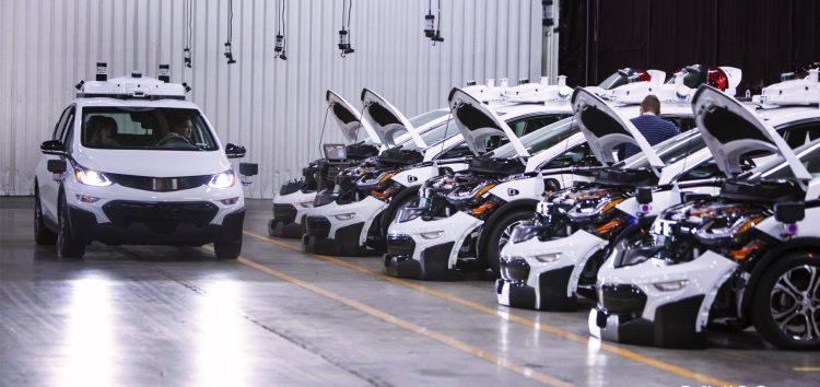 GM готовий до серійного випуску автономних авто