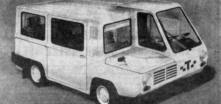 Маловідомі «Запорожці»: ЗАЗ Таксі