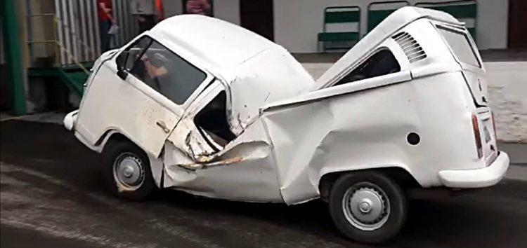 Машина апокаліпсиса Volkswagen Kombi