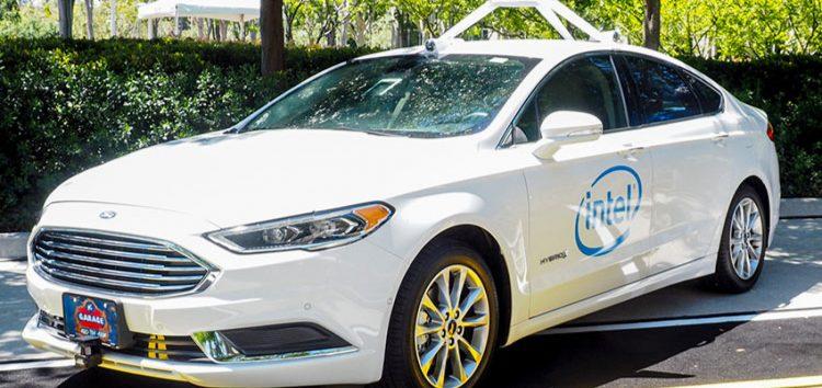 Intel пропонує формулу безпеки для автономних автомобілів