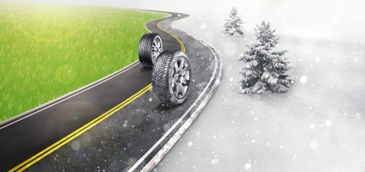 Міняти шини згідно погоди