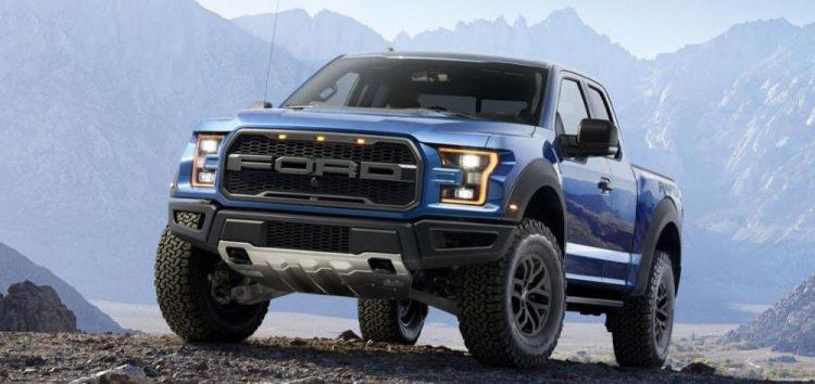 Відео вражає – робота шасі Ford F-150 Raptor