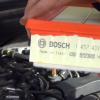 Заміна повітряного фільтра Bosch 1 457 433 160 на Peugeot Partner (відео)