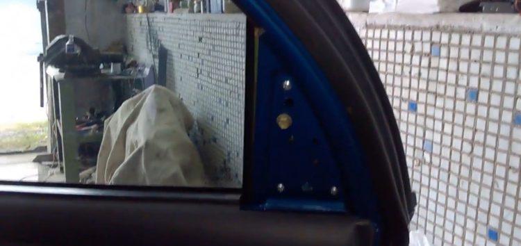 Встановлення кута правої задньої двері ZAZ 96238370 на ZAZ Sens (відео)