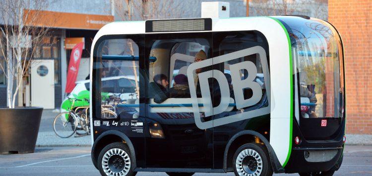 Перший автономний автобус