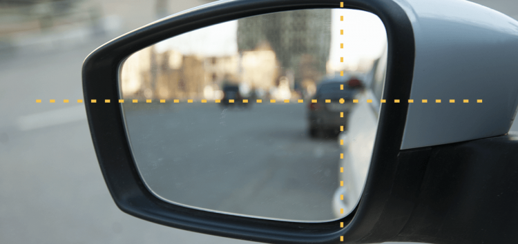 Налаштування дзеркал: позбуваємося «сліпих» зон