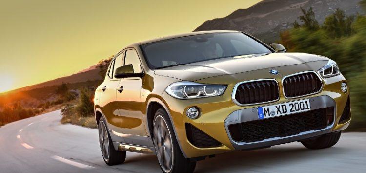В Детройті показали новий BMW X2