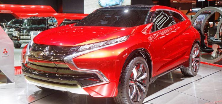 Mitsubishi створює відеосистему замість бокових дзеркал