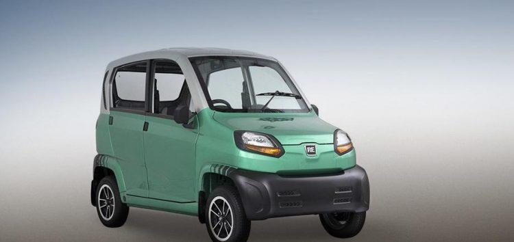 Bajaj Qute: машина за 4000 доларів