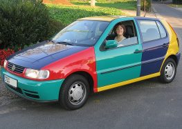 Як обрати колір машини по фен-шую?