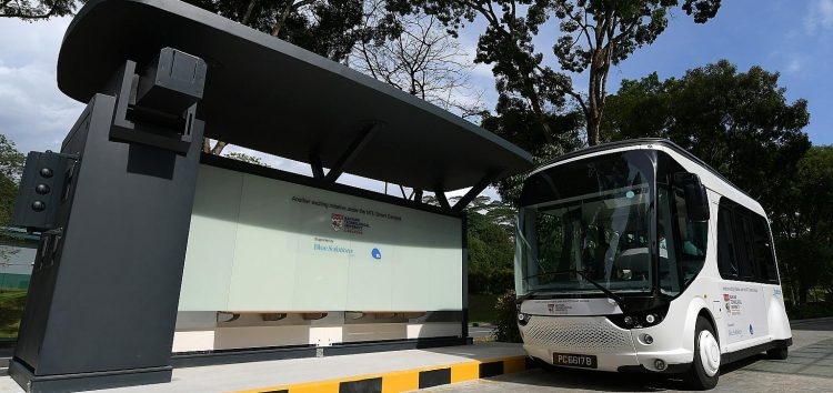 Французи створили електроавтобус, який заряджається за 20 секунд
