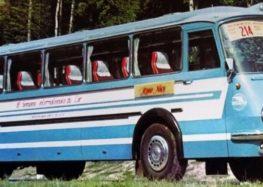 Футуристичний львівський автобус: ЛАЗ «Україна-67»