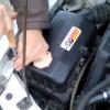 Заміна повітряного фільтра WA6221 на Opel Vectra A (відео)
