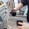 Заміна масляного фільтра Citroen/Peugeot 1109 Z2 на Ford Transit (відео)