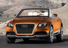 Audi запатентувала незвичайний дах кабріолета