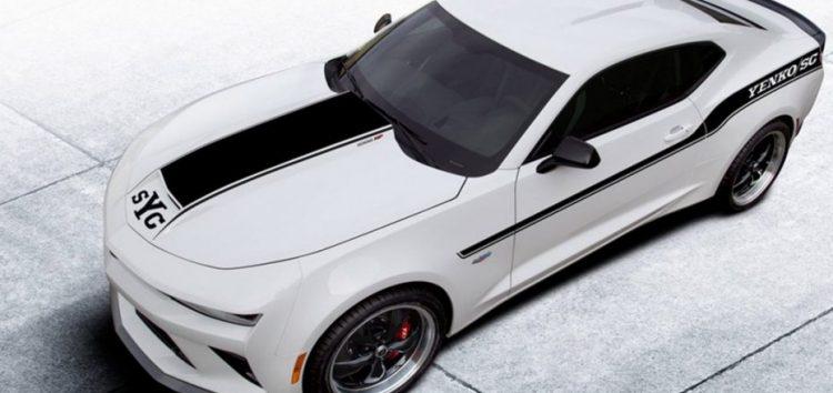 Chevrolet пропонує 1000-сильний Camaro
