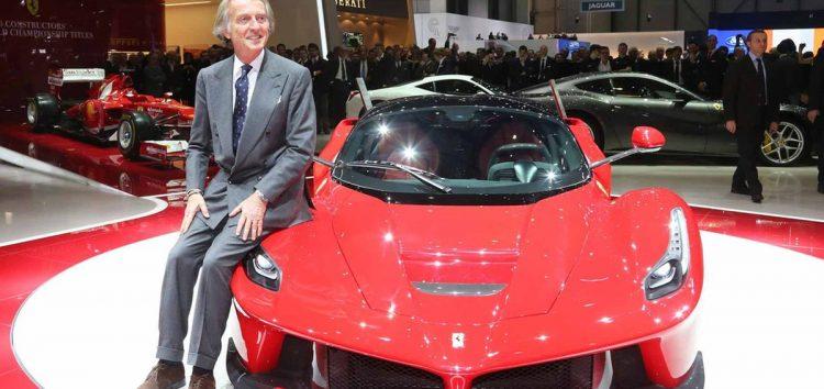 Ferrari зробить електричний суперкар