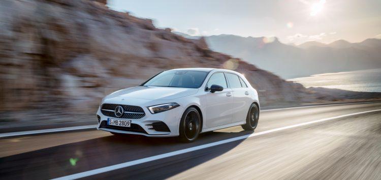 Оновлений Mercedes-Benz A-Class пропонує каршерінг