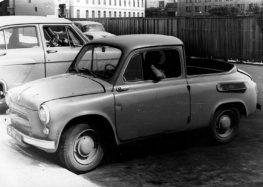 Маловідомі «Запорожці»: ЗАЗ-965-П
