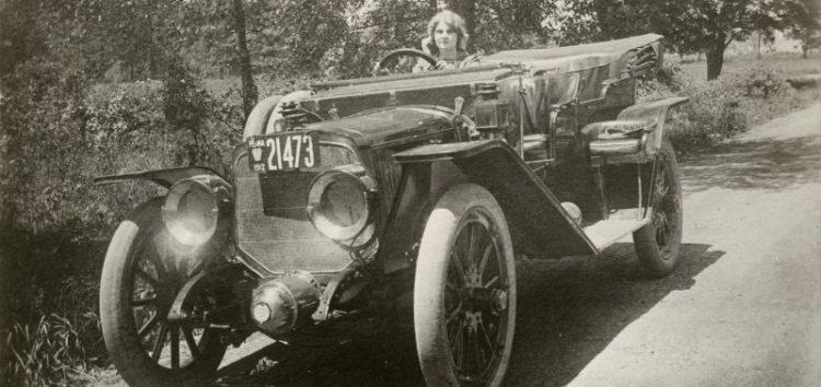 Жінки в автомобілебудівництві: Флоренс Лоуренс