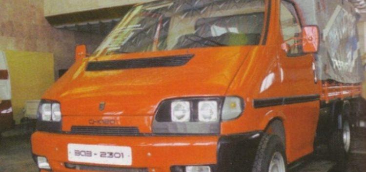 Маловідомі «Запорожці»: ЗАЗ-2301 «Снага»