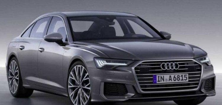 В AUDI презентували нову A6