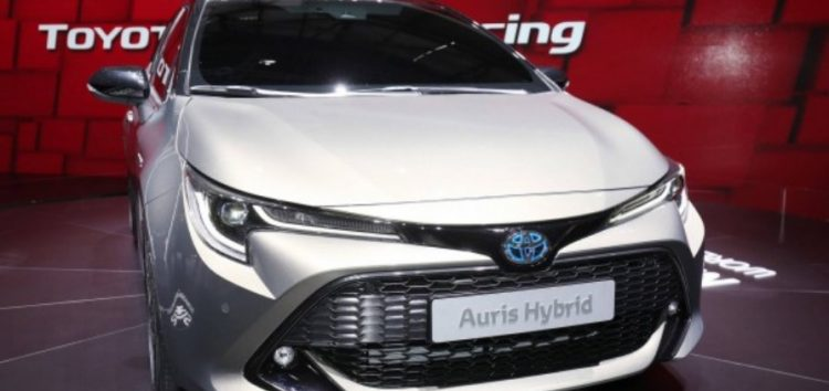 Яким буде новий Toyota Auris