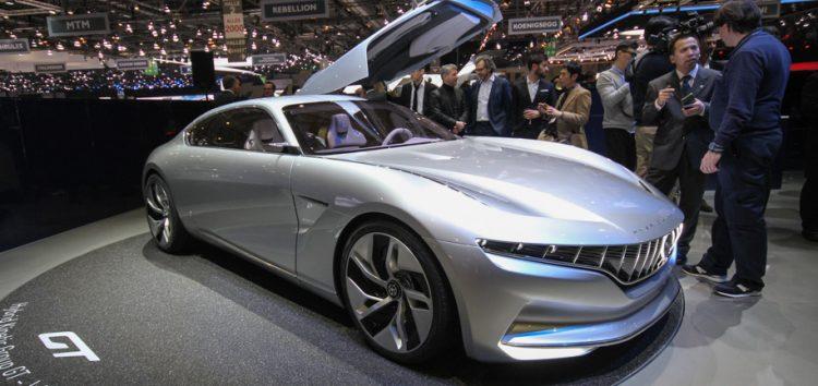Pininfarina показала 802-сильне купе