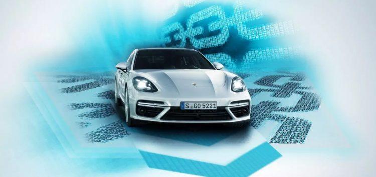 Porsche використає блокчейн в автомобілях