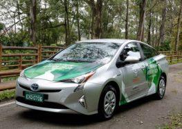 «Заспиртований» Prius від Toyota