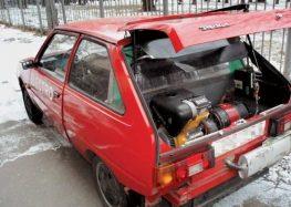 Українські електрокари: ЗАЗ Таврія 110206 «Гібрид»