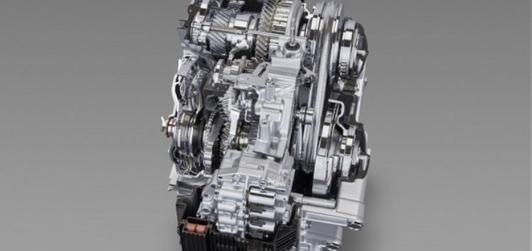 Toyota зробила гібрид «механіки» та варіатора