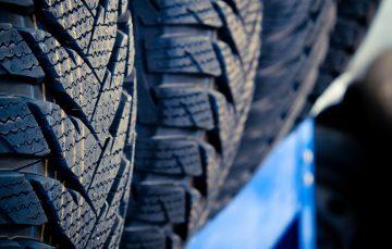 Умови правильного зберігання шин