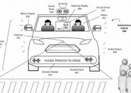 Uber навчить автомобілі спілкуватися з пішоходами