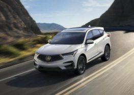 Acura презентувала новий RDX