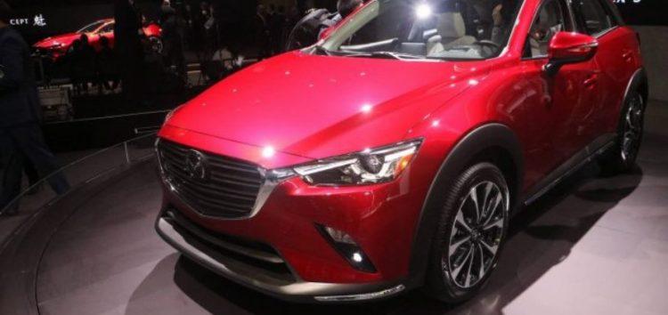 Mazda CX-3 обіцяє покращення