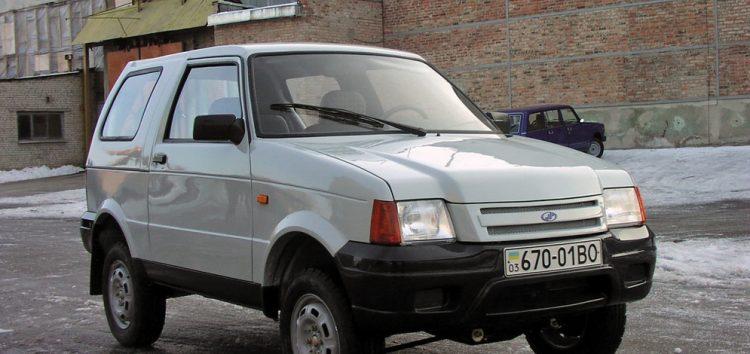 ЛУАЗ-1301: український позашляховик, що не склався