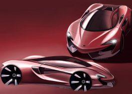 McLaren створить електромобіль