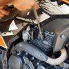Заміна свічки запалювання NGK 6681 на мотоциклі Shineray (відео)