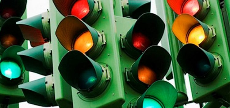 Кольори світлофора: історія появи