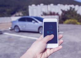 Автовиробники використають смартфон як ключ